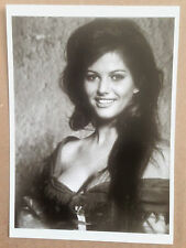 MODERN REPRODUCTION POSTCARD OF CLAUDIA CARDINALE