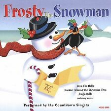 Frosty the Snowman by The Countdown Singers (CD, Oct-2001, Madacy)