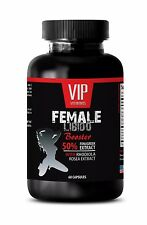 dietary supplement for adults - FEMALE LIBIDO BOOSTER - effectively and safely