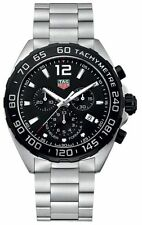Tag Heuer Formula 1 Quartz Chronograph Steel Men's Watch CAZ1010.BA0842