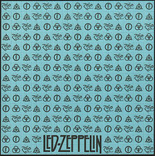 LED ZEPPELIN ZOSO  HIGH QUALITY BLOTTER ART JIMMY PAGE ROBERT PLANT