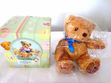 CHERISHED TEDDIES CLUB MEMBERSHIP 2005 KATE FIGURINE+ PLUSH & LUNCH COOLER New