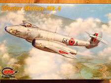MPM Production 1:72 Gloster Meteor Mk.4 Aircraft Model Kit