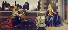 """perfact 48x24 oil painting handpainted on canvas""""angel and lady""""@NO25"""