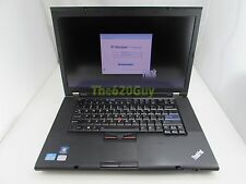 Lenovo ThinkPad W520 Laptop 15.6″ FHD i7 Quad 2.5GHz 8GB 500GB DVDRW NVIDIA 2GB