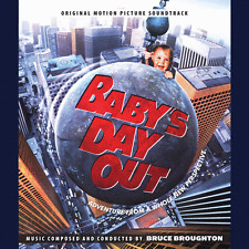 Baby's Day Out - Complete Score - Limited Edition - Bruce Broughton