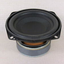 "1PCS 4.5"" inch 4Ohm 50W Audio Subwoofer Speaker Woofer Loudspeaker Bass Horn"