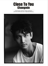 KPOP CHANGMIN from TVXQ Solo Mini Album close to you (CD+DVD+Photobook)
