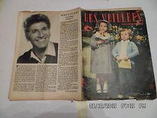 LES VEILLEES DES CHAUMIERES N°30 29/05/1954 MOULOUDJI ROMANS MODE     I96