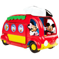 New Fisher-Price - Disney Mickey Mouse Clubhouse - Cruisin' Camper