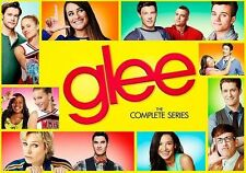 Glee: The Complete Series DVD, 2015, 34-Disc Box Set Brand New & Sealed