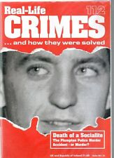 Real-Life Crimes Magazine - Part 112