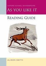 As You Like It Reading Guide Oxford School Shakespeare)