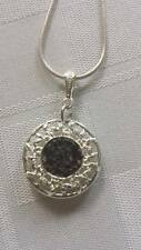 Authentic Meteorite Pendant From The Atacama Collection