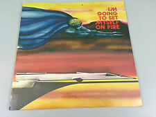I'M GOING TO SET MYSELF ON FIRE-Challenge of the Salt- LP NEW/sealed Very Scarce