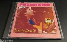 JOSE FELICIANO / EN MI VIDA / IN MY LIFE / CD / MINT