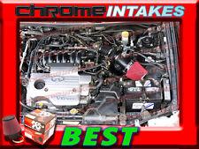 K&N+NEW AIR INTAKE KIT FOR 00 01/2000 2001 INFINITI I30 I30T I 30 T 3.0L V6 RED