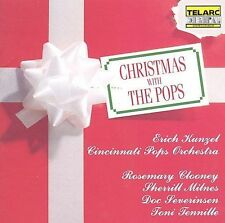 Christmas with the Pops by Erich Kunzel (Conductor) (CD, Jan-1991, Telarc...