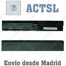Batería para HP PR06 Battery ProBook 4330s 4331s 4430s 4530s 4534s