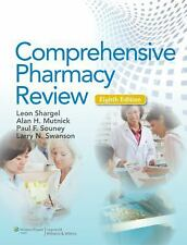 New-Comprehensive Pharmacy Review by Leon Shargel 8ed INTL ED
