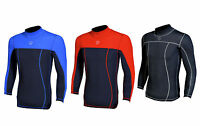Hera International Men's Super Thermal Compression Armour Base Layer Long sleeve