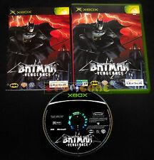 BATMAN VENGEANCE XBOX Versione Ufficiale Italiana ○○○○○ COMPLETO
