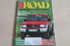 164023) Mitsubishi Pajero 2500 TD GlS - Off Road 07/1991