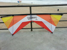 Revolution 1.5 CUSTOM FIRE- Quad line Kite -Authentic-ICAREX-SUL