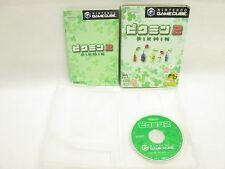 PIKMIN 2 Item Ref/cccc Game Cube Nintendo Japan Game gc