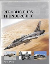 Osprey AIR Vanguard 2,  Republic F-105 Thunderchief, Softcover Reference ST