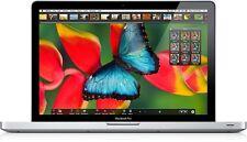 """Apple Macbook Pro 13"""" 2.5ghz Core i5 8gb (2x4gb) 500gb 5400rpm HD New!"""