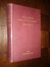 TRAITE THEORIQUE ET PRATIQUE DE TISSAGE - P. Lamoitier 1900