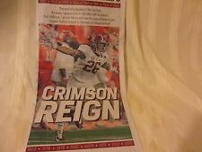 THE BIRMINGHAM NEWS SPECIAL SECTION - ALABAMA CRIMSON TIDE NATIONAL CHAMPS