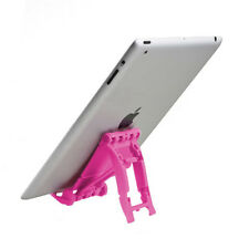 Pink Portable Multi Stand Desk Holder for iPad Tablet PC iPhone  All Smart Phone