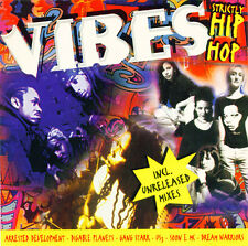 Vibes - Strictly Hip Hop / Gang Starr Spearhead Lords Of The Underground