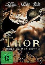 Thor: The Hammer Of The Gods  DVD Zachary Ty Bryan, Mac Brandt, Daz Crawford, Ni