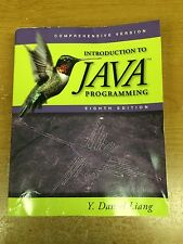 Introduction to Java Programming by Y. Daniel Liang (2010, Paperback)