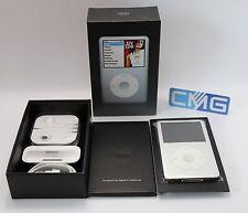 Apple iPod classic 6. Generation 6G  Silber (80GB) in OVP vom deutschen Händler