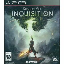 Dragon Age Inquisition PS3 Playstation 3 Bioware EA video game