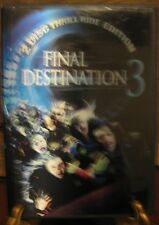 FINAL DESTINATION 3 III FULL SCREEN DVD MOVIE 2 DISC THRILL RIDE EDITION