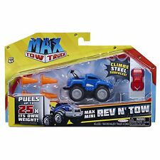 Max Tow Truck - Blue Max Mini Hauler Rev n' Tow Pack - *BRAND NEW*