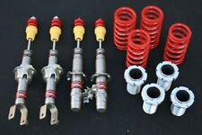 SKUNK2 Sport Shocks+Coilovers 88-91 Honda Civic/CRX EF