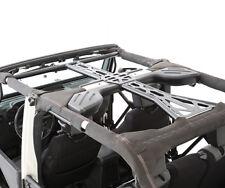 Smittybilt SRC Cage Kit 07-10 Jeep Wrangler Unlimited 4 Door 76902 Black 6 Piece