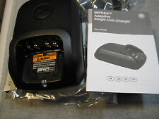 NEW MOTOROLA IMPRES CHARGER for radio uhf vhf XPR6550 XPR7550 XPR7350 XPR3500