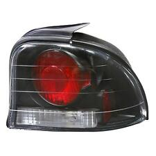 DODGE PLYMOUTH NEON 95 96 97 98 99 BLACK TAIL LIGHT ALTEZZA EURO STOP LAMPS