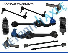 Brand NEW 10pc Complete Front Suspension Kit for the 1995-1998 Ford Windstar
