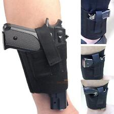 Tactical Adjustable Concealed Universal for Ankle Leg Pistol Gun Holster carry