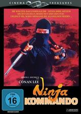 Cinema Treasures: Ninja Kommando (2014) Blue Ray
