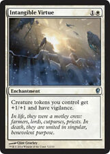 Intangible virtue X4 NM Innistrad MTG Magic Cards White Uncommon