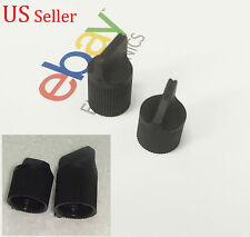 Volume Control knob And Channel Selector Knob Cap For Motorola Saber I IE II III
